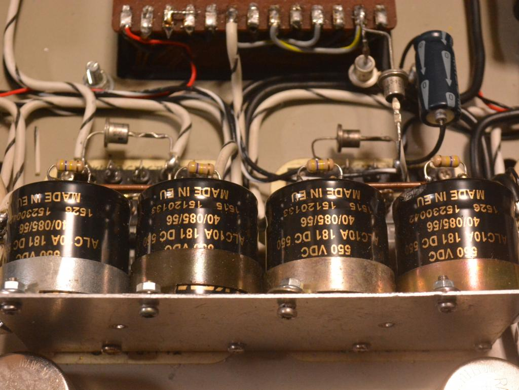 211 SE special order made amplifier with Hirata TANGO, LUX, TAMURA