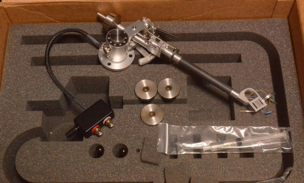 Tri Planar MkVII UII tonearm for professional * Mint condition