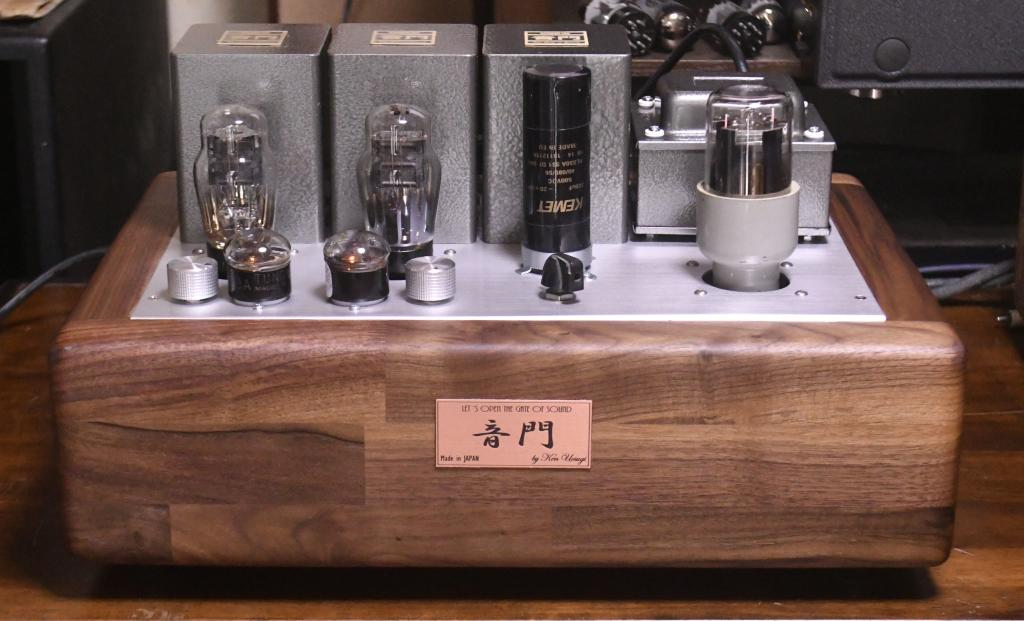 45/2A3 SE tube amplifier amp