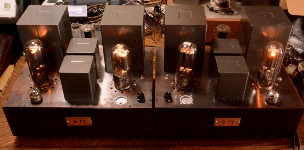 211 drive 211 tube amplifier monoblock x 2