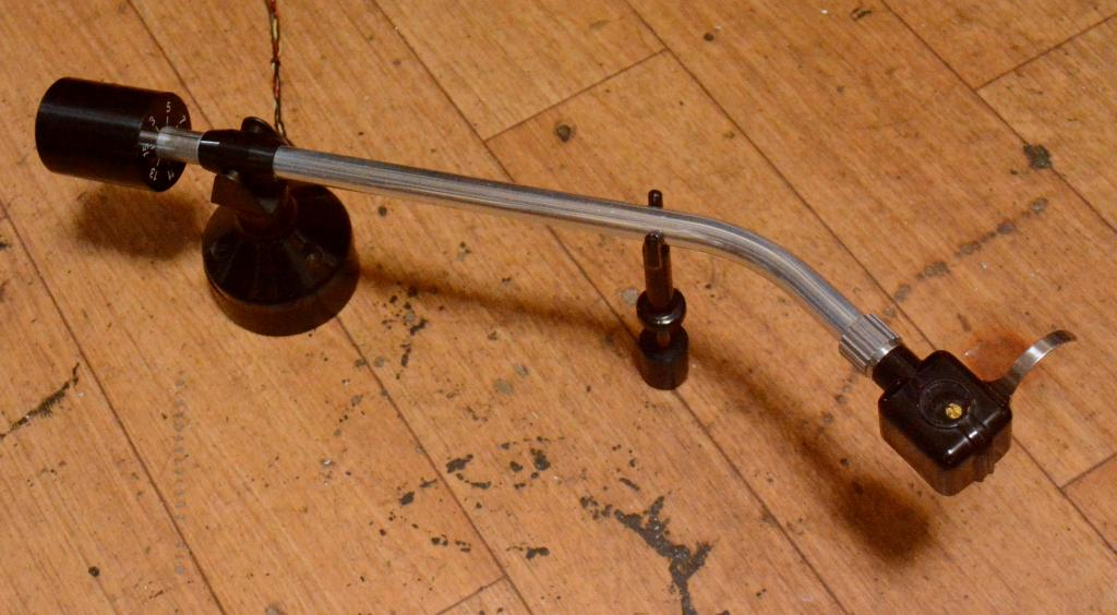 Early 50s year RK-212 tonearm for SPU-A cartridge