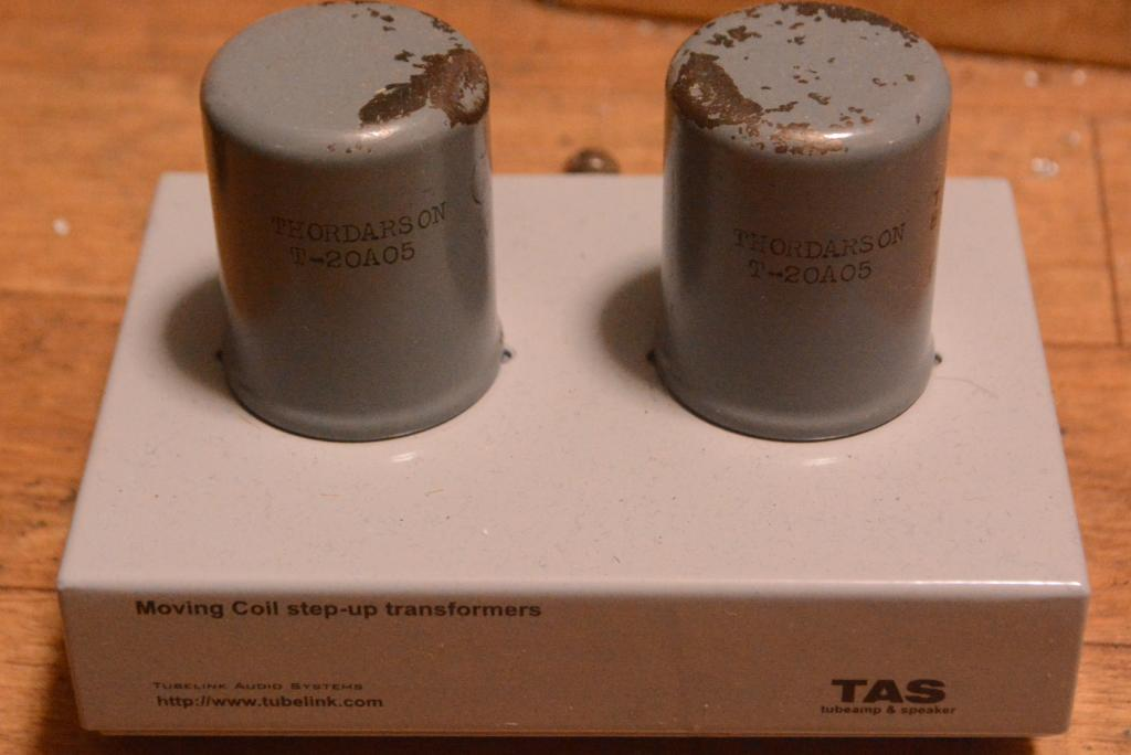 Thordarson T-20A05 input, MC step up transformer * nearly same as 618B