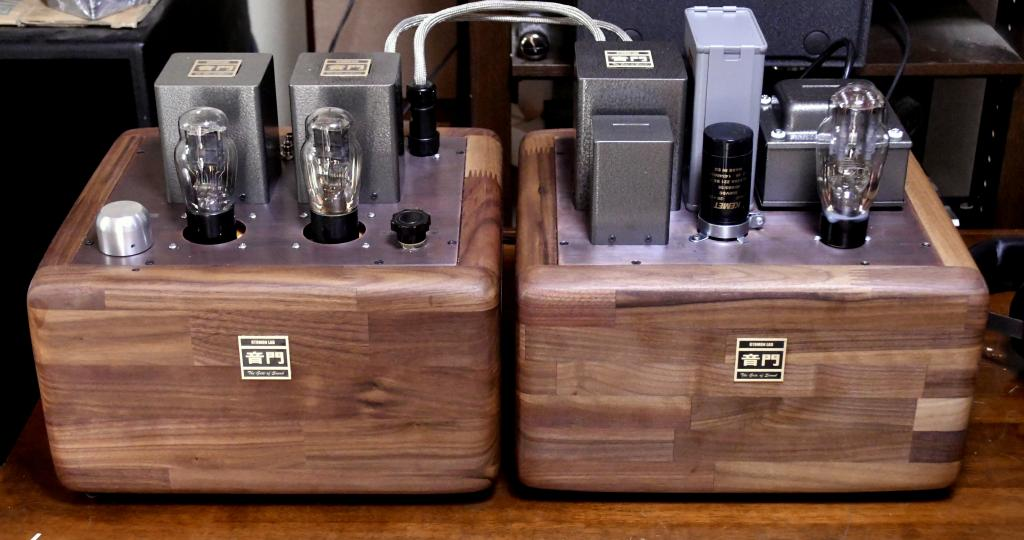 45 DAC tube amplifier using Philips TDA1541A