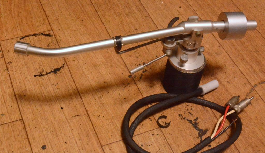 Fidelity Research FR-54  tonearm with cable * VG++ condtion