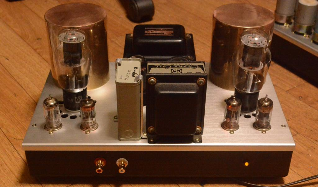 Audio Note Kondo NEIRO type 2A3 SE tube amplifier with Klangfilm output transformer * Perfect !!!