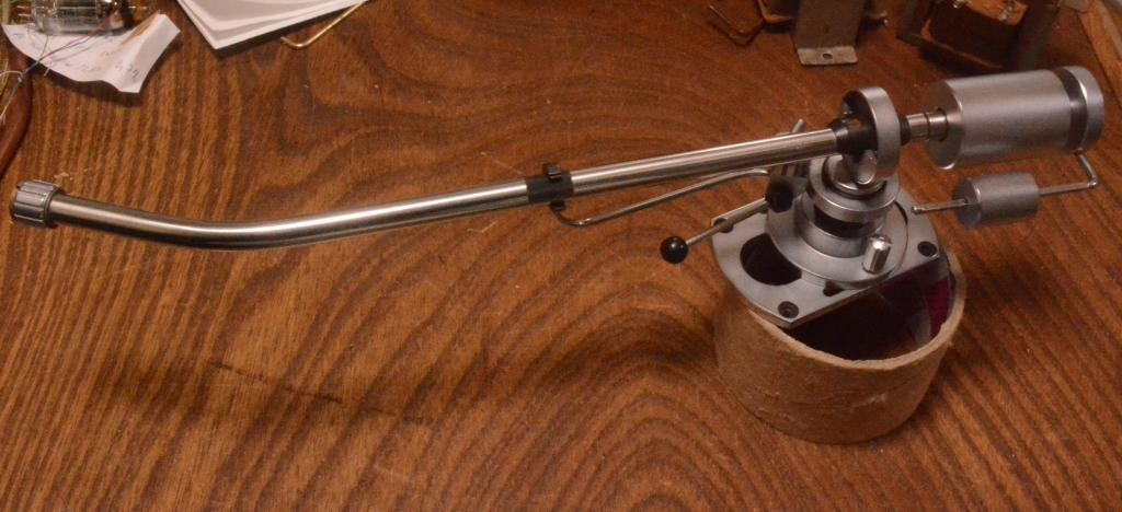SME 3012A prototype version tonearm perfect condition * Extra RARe !