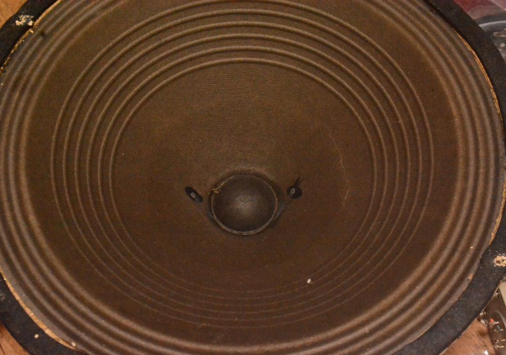 Pair JENSEN A-12 field coil speaker 12 inch for concert * matching pair