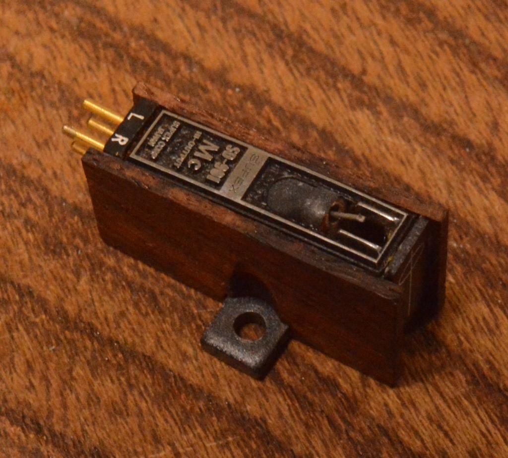 70s year early Supex SD-901 MC cartridge * Perfect cond.
