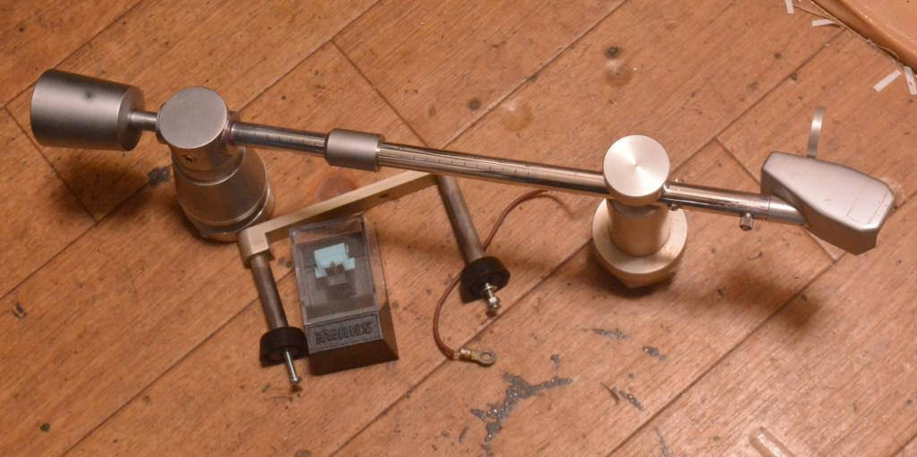70s year Pierre Clement tonearm L7L long version for broadcast station * Perfect working cond