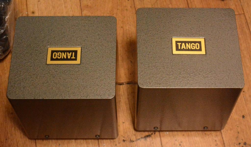Pair TANGO FC-30-3.5S output transformer for 300B, PX-25, 2A3