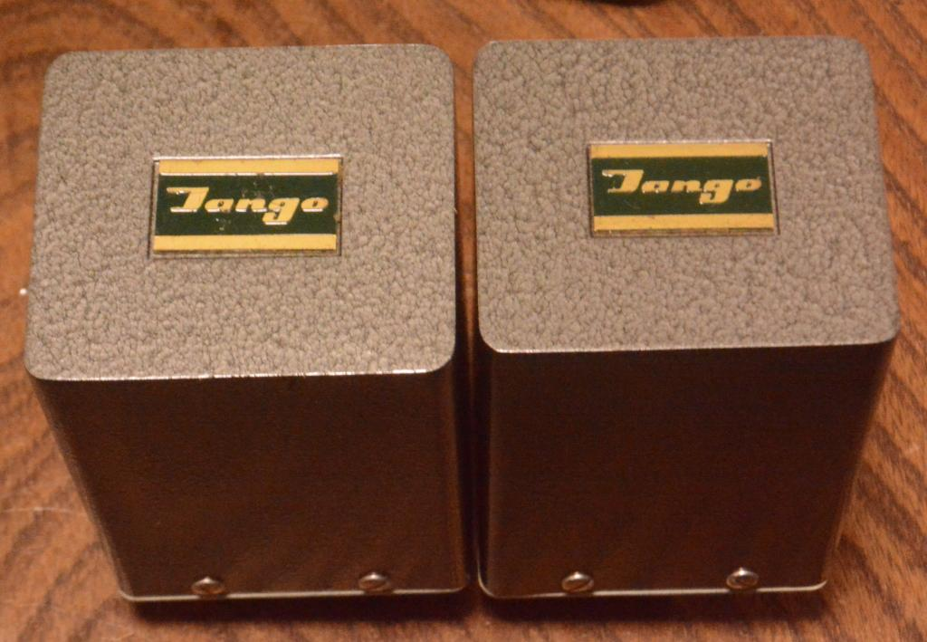 Details about  Special order made Hirata TANGO No.11641 output transformer same as M-757