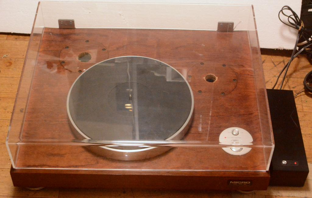 Micro seiki DDL-60 turntable perfect working condition