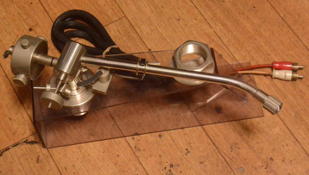Fidelity Research FR-14 tonearm with cable * VG+++
