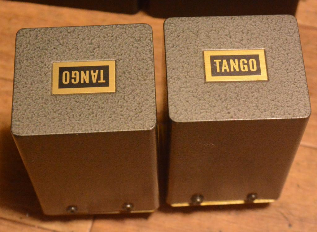 Tango  NC-14 powerful interstage transformers * primary 60mA current