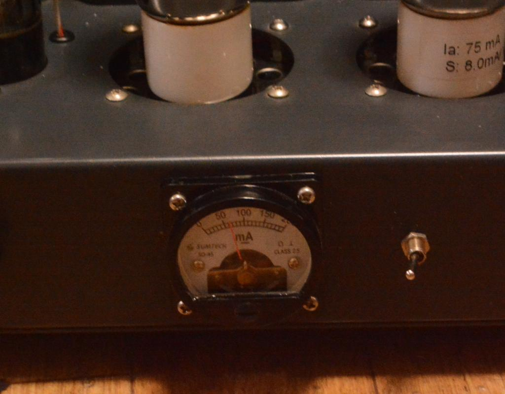 Sun Audio WE91B type 300B SE stereo tube amplifier with all TAMURA transformers
