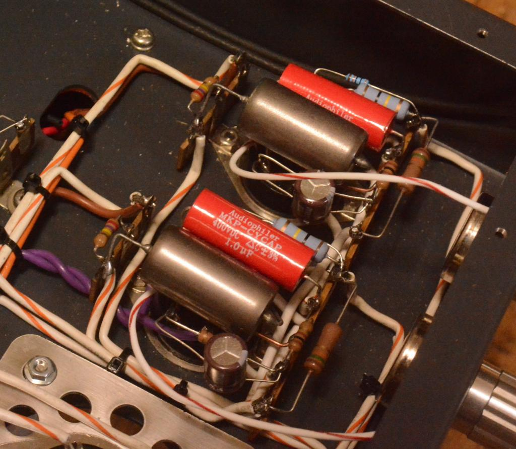 45 SE tube amplifier 717A tube drive with All TAMURA transformer, all tubes includ * Perfect sound !