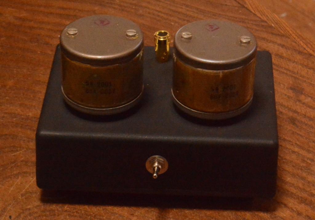 EXRARE Telefulken/Malotki step up transformer 1:31 for MC cartridges