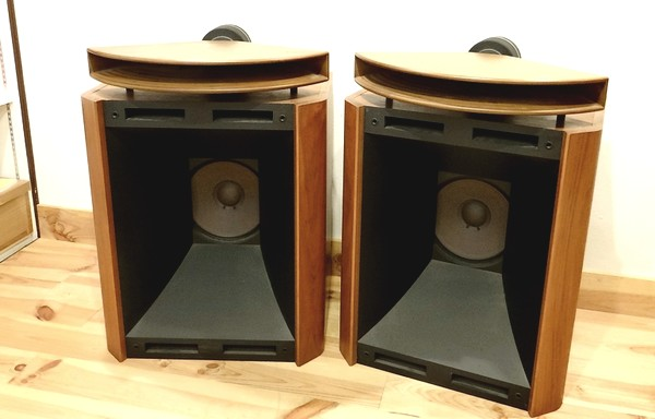 Pair Exclusive/TAD 2301 horn speaker system
