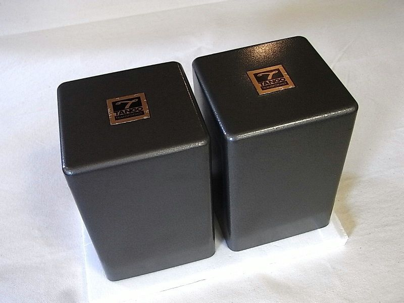 Pair Hirata Tango transformer X-10S for SE tube amp 211, 845 * The legend !