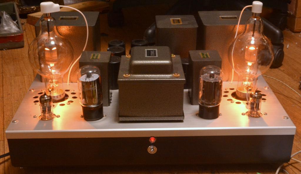 OTOMON Laboratory (音門ラボ) / 100th stereo tube amplifier