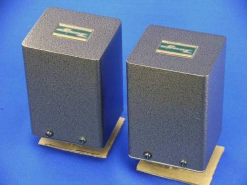 Pair Hirata TANGO special order made interstage transformer No. 11107 for Shishido IITC
