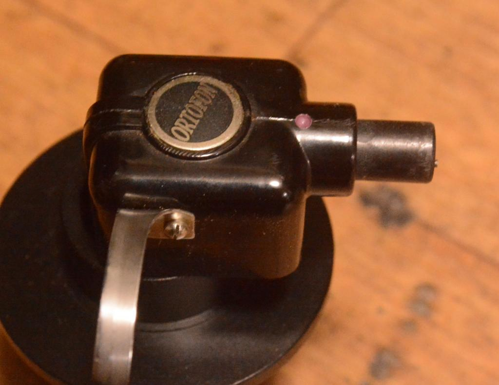 30s year early Ortofon C type 0.25mil mono cartridge for professional * Great sound !