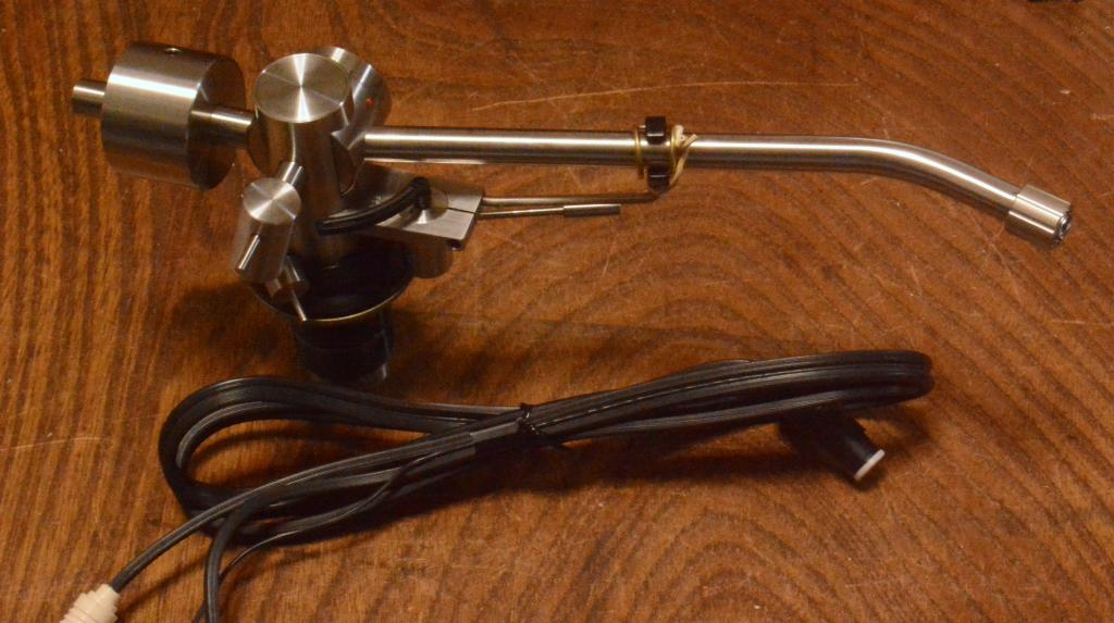 Fidelity Research FR-64S tonearm with cable * VG++ condition