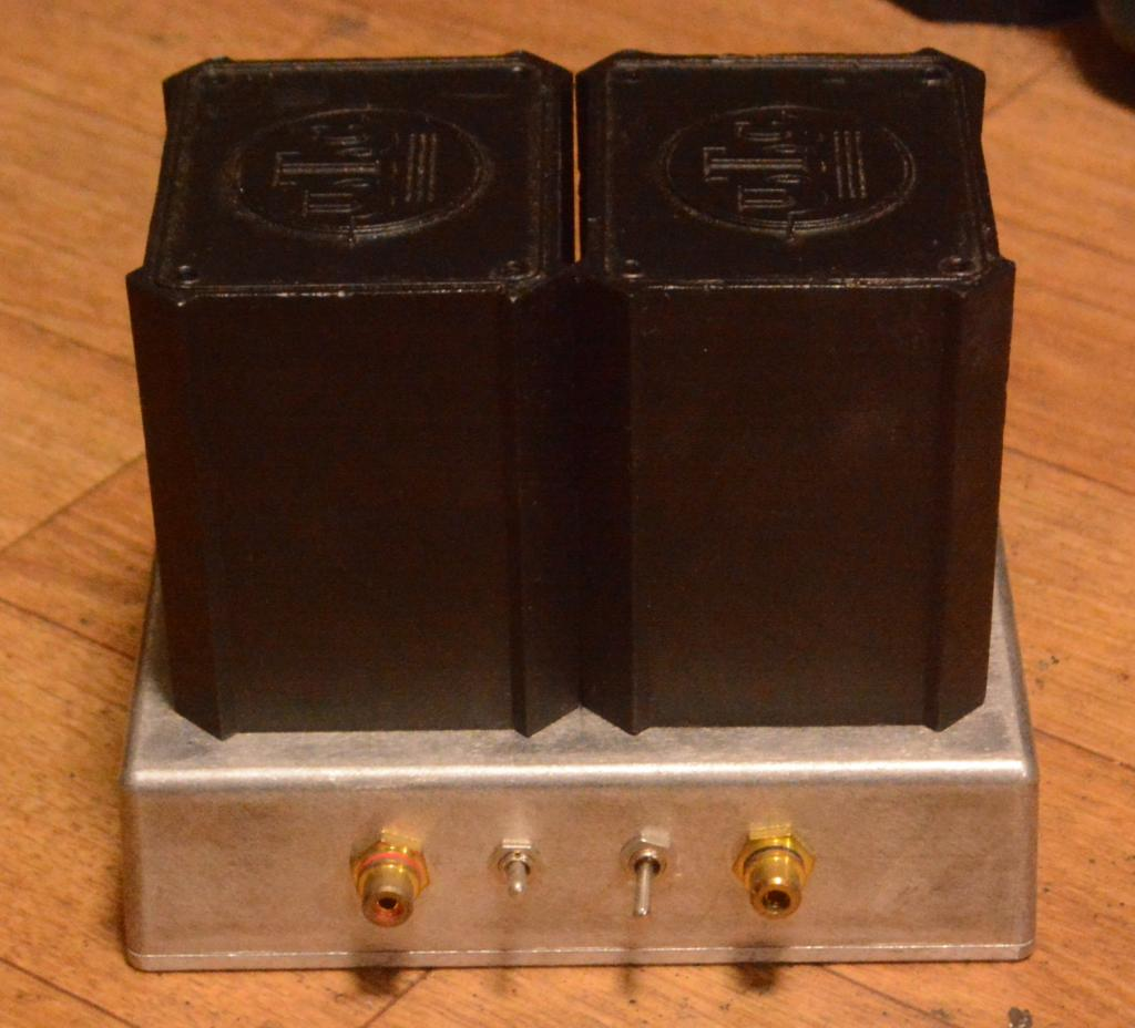 Early UTC LS-12X step up, input transformer for MC cartridge