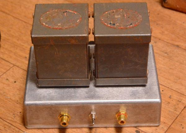 40s years PEERLESS (Altec) TBB-103 step up/input transformer