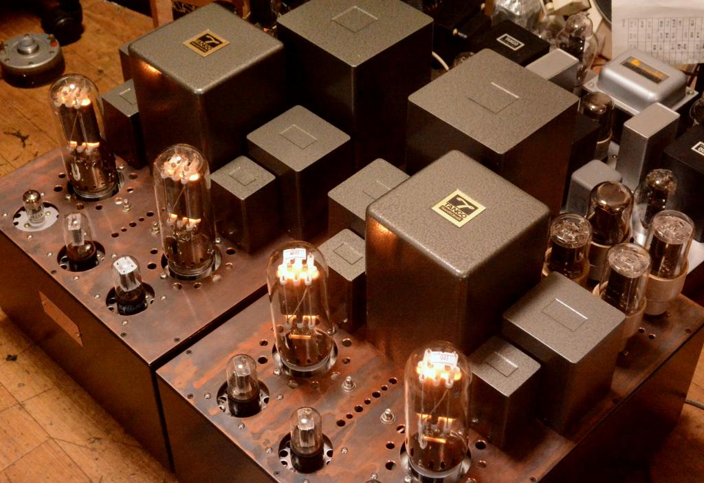 OTOMON Laboratory (音門ラボ) / 211 PSE tube amplifier