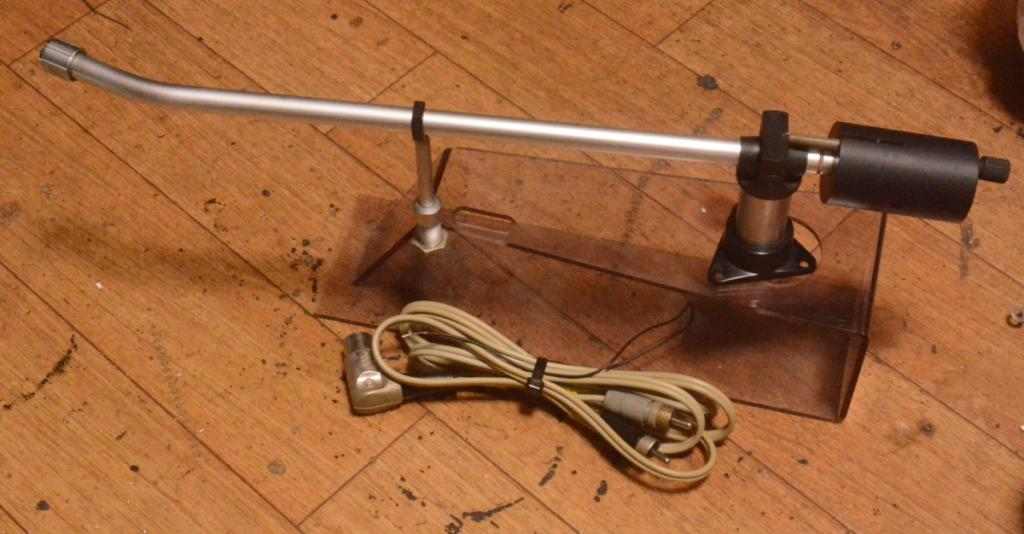 RARE 70s year Ortofon RF-297 long tonearm for SPU-A type cartridge
