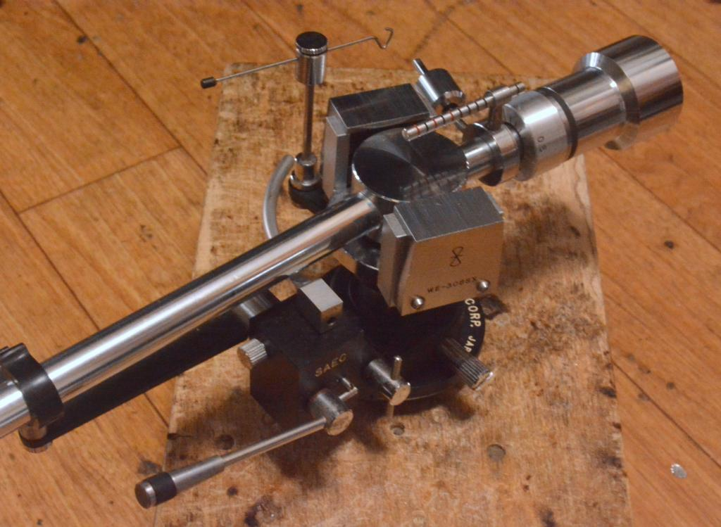 SAEC WE-308SX 9 inches tonearm * Mint condition