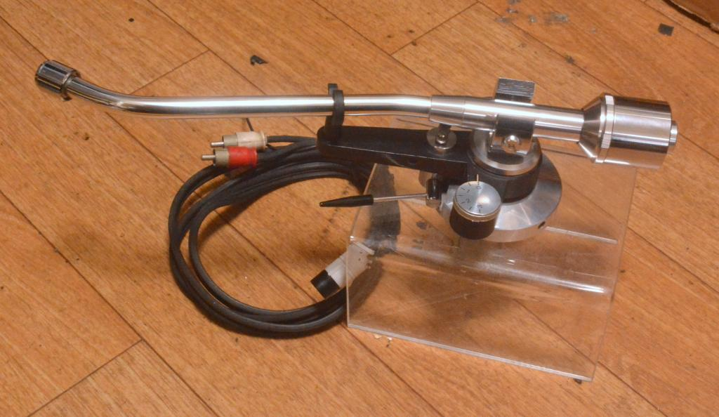 Denon DA-50 tonearm dynamic damping 10 inches long  * Perfect condition