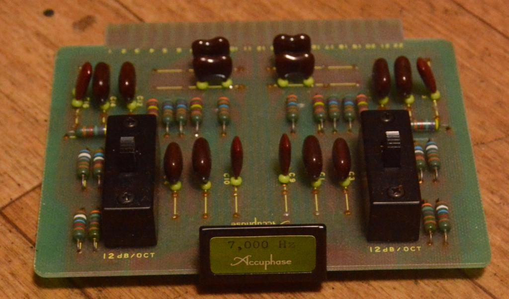 Accuphase F-15 crossover board 12500Hz