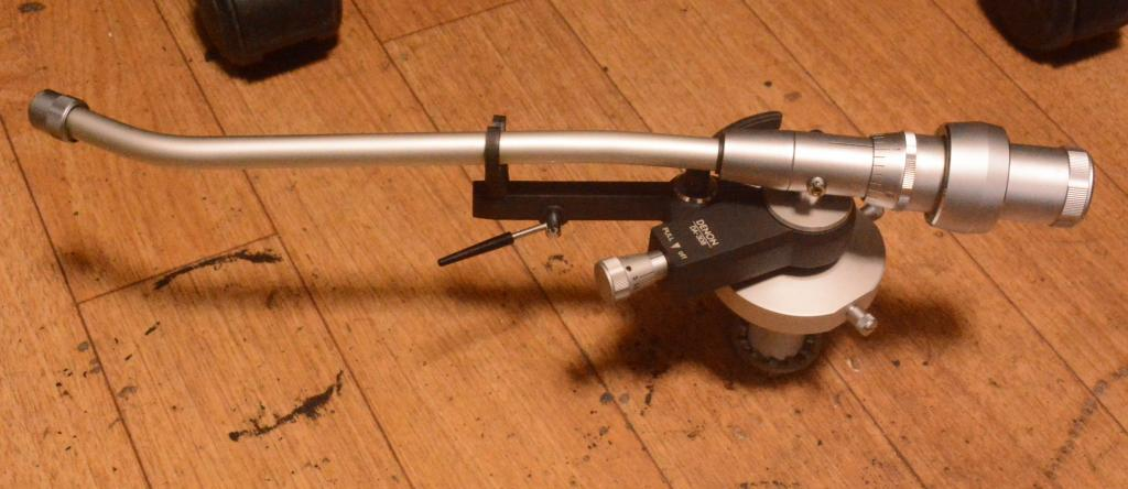 Denon DA-308 12inches  long tonearm for professional