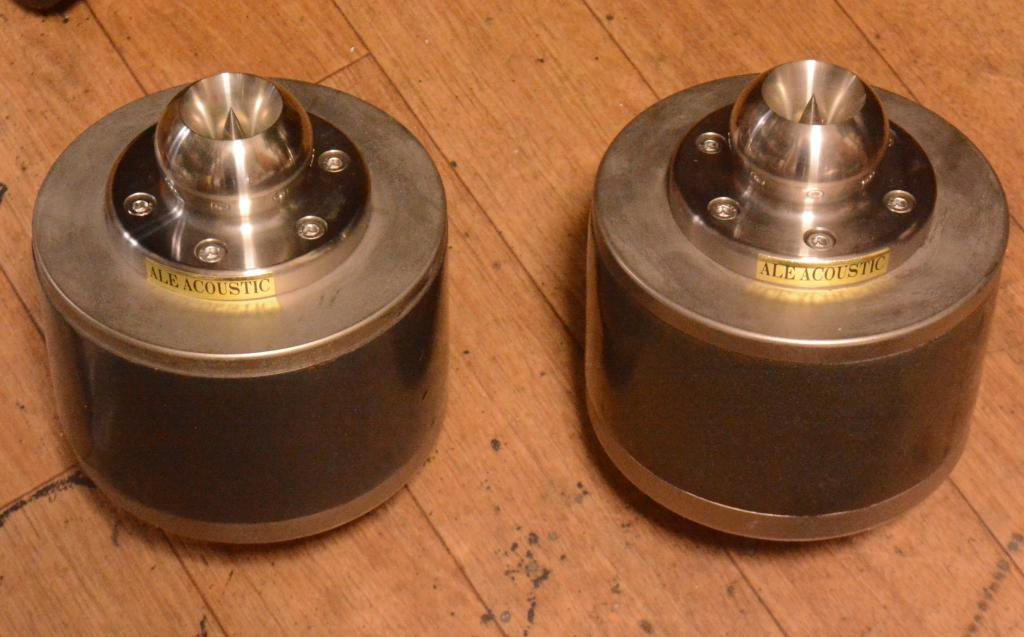 ALE Acoustic 1710 berylium diaphragm 8ohm tweeter horn driver matching with WE, YL , GOTO * exRARE
