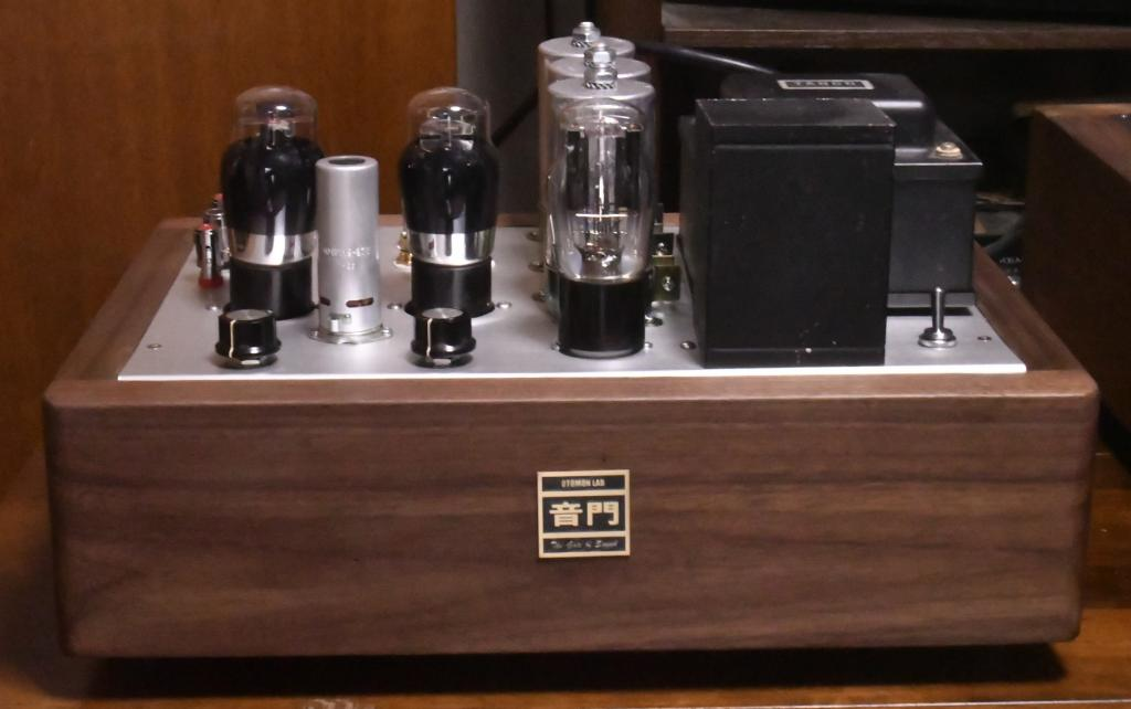 DAC tube amplifier preamp (power amp)
