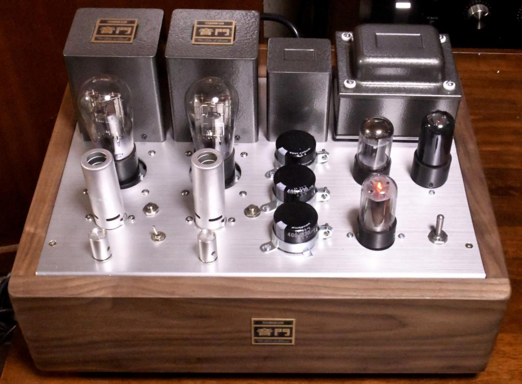 12AY7-71A tube pre-amplifier, voltage regulator 6SN7-6V6