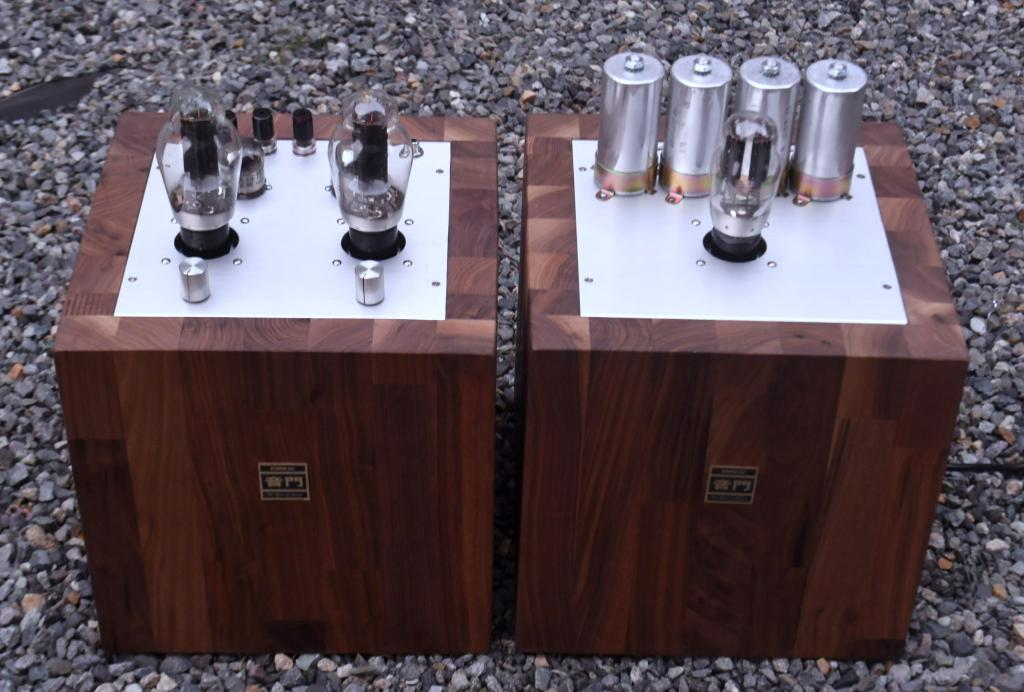 """The Tesseract 300"" SE tube amplifier * 9W"