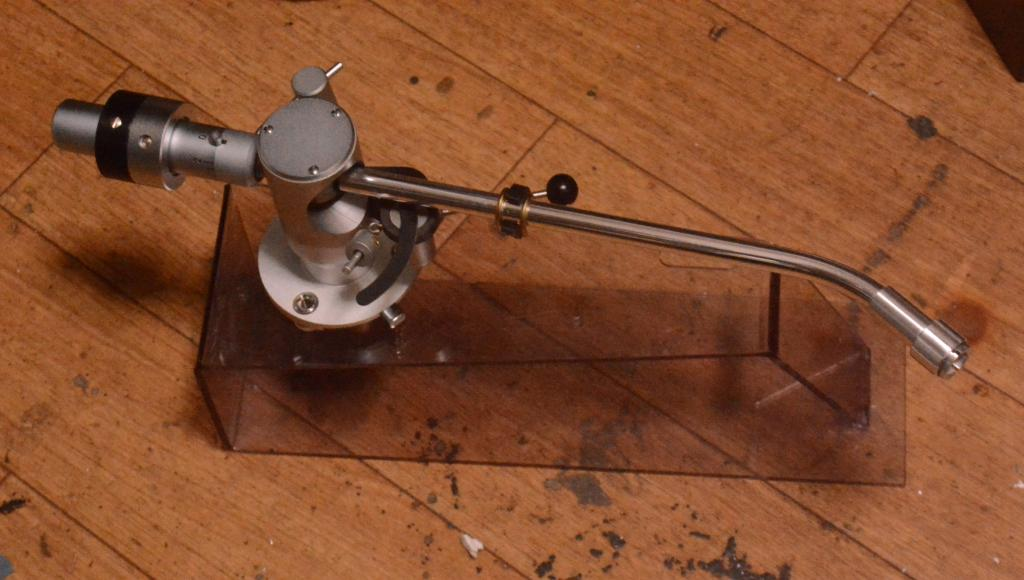 Fidelity Research FR-24MK2 tonearm with cable, headshell * VG+++
