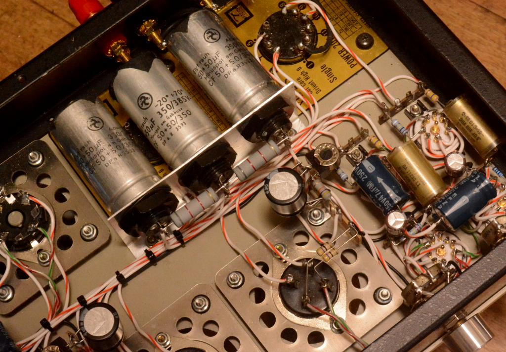 2A3 SE tube amplifier special order made stereo tube amplifier with Hirata TANGO XE-20S