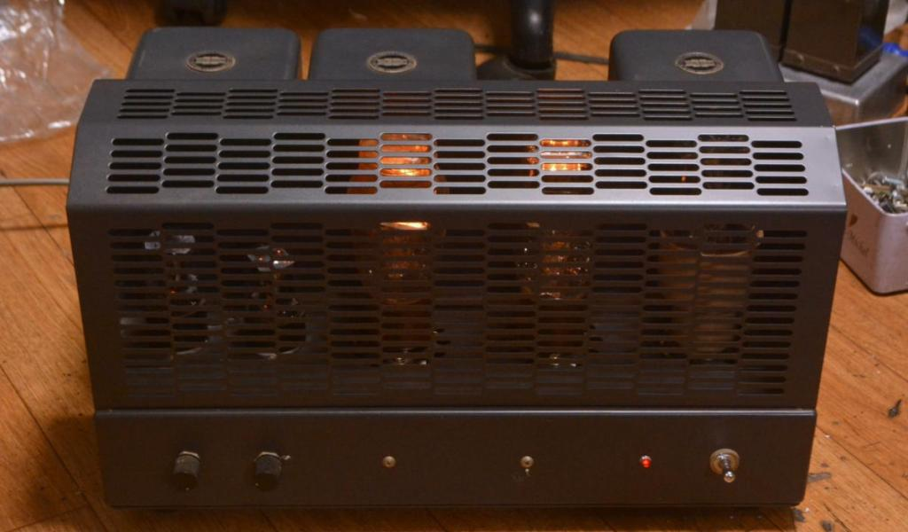 Sun Audio  VT-25 Limited tube amplifier
