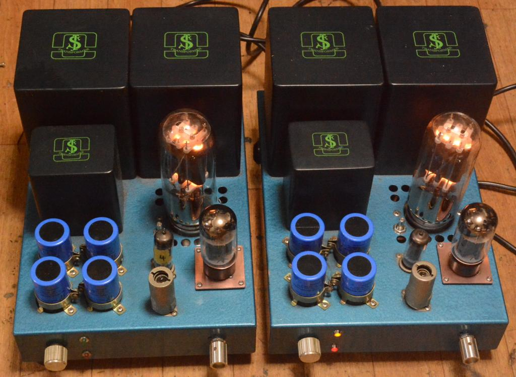 211 SE special order made amplifier with all ISHII LAB trans * All parts and transformer are NEWS